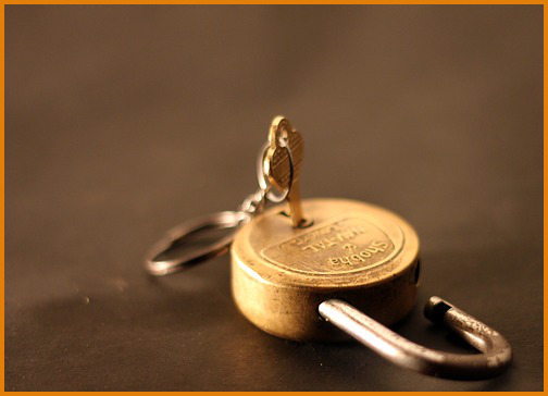 Schlüsselherrinen brauchen Schlüssel